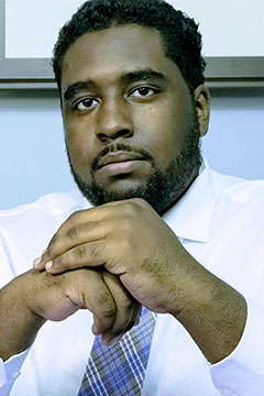 William Barber III Headshot